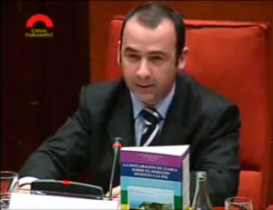 Cristian Velasco Parlament 08.04.08