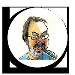 Caricatura de Neto